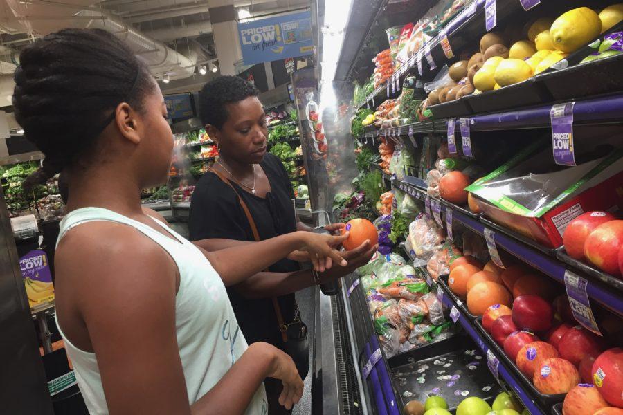 The Goddess Supermarket Tour: The Green Family