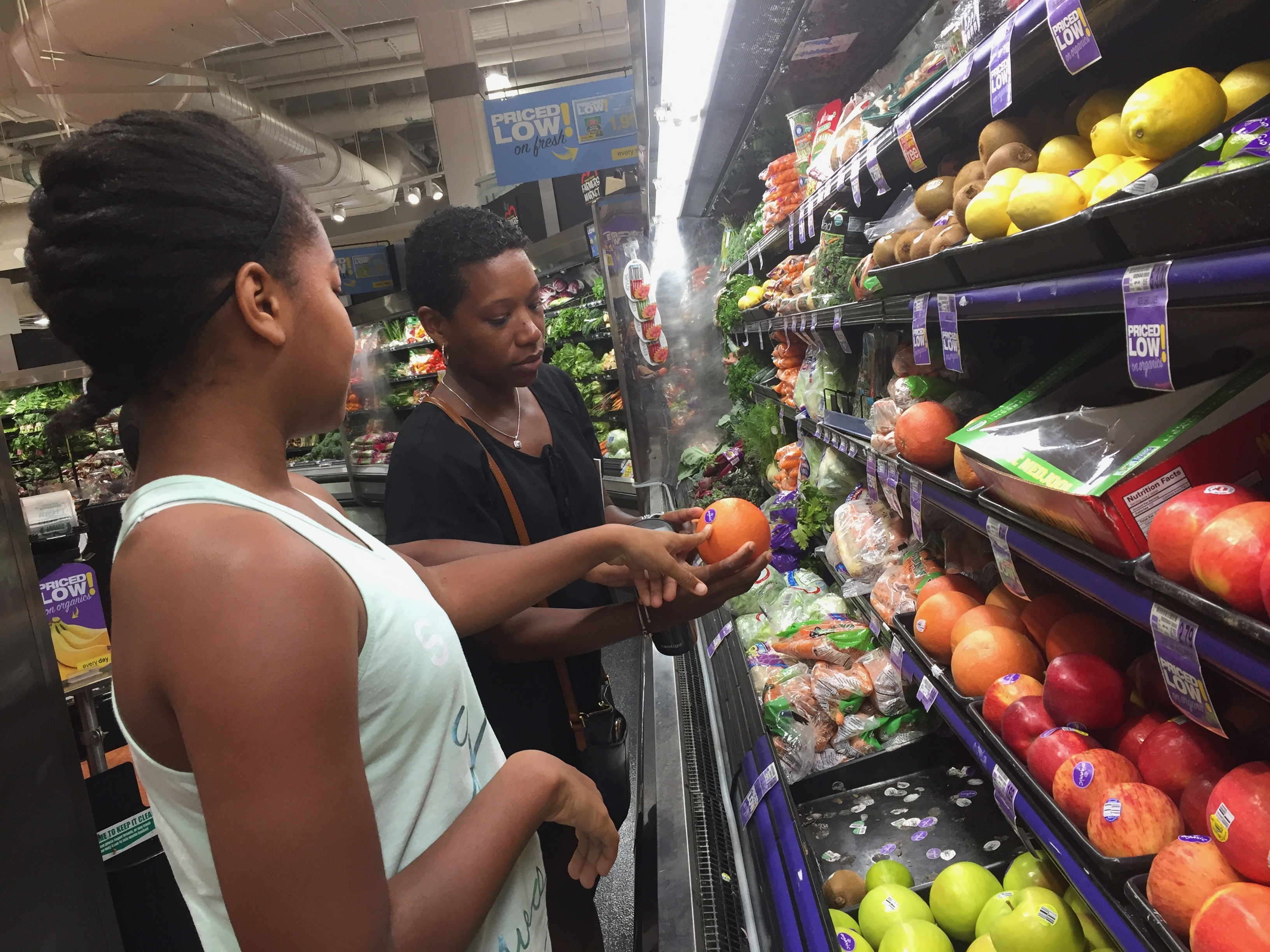 The Goddess Supermarket Tour: The Green Family