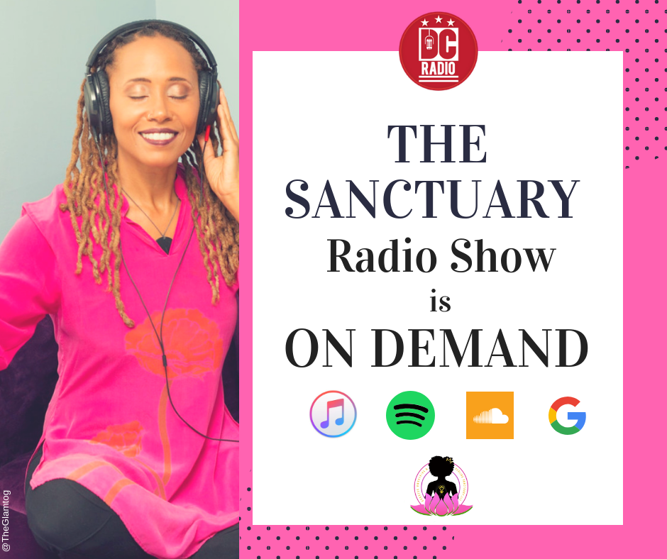 Catch The Sanctuary Radio Show On DEMAND
