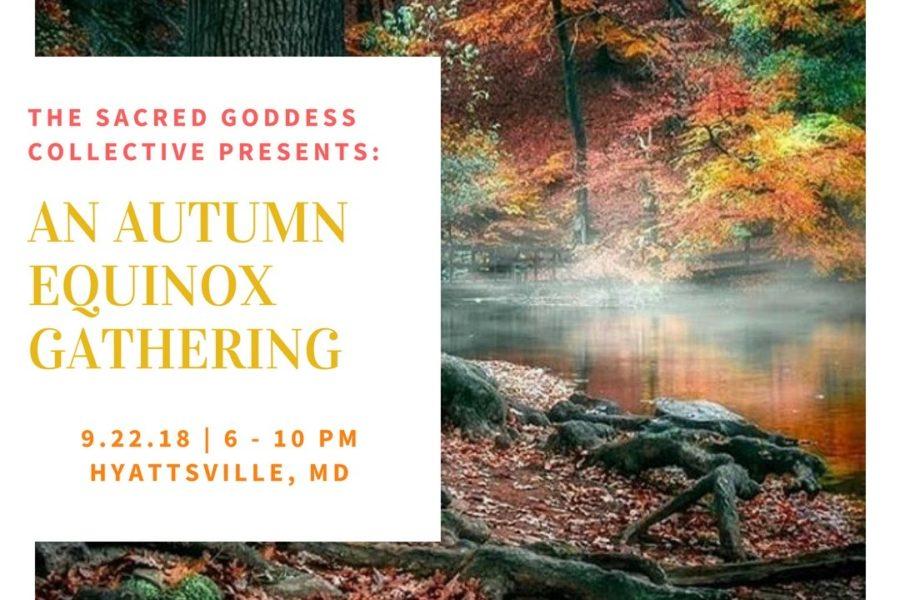 An Autumn Equinox Gathering
