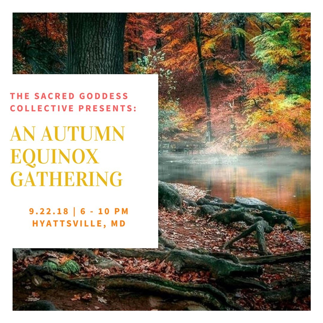 An Autumn Equinox Gathering