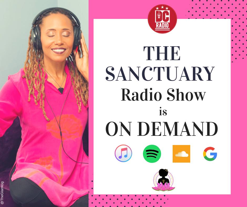 Next Up on The Sanctuary Radio Show