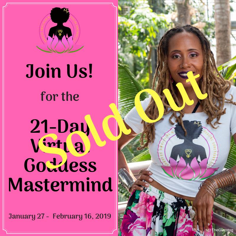 Virtual Goddess Mastermind