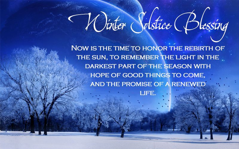 Write a Love Letter to 2018 During the Winter Solstice