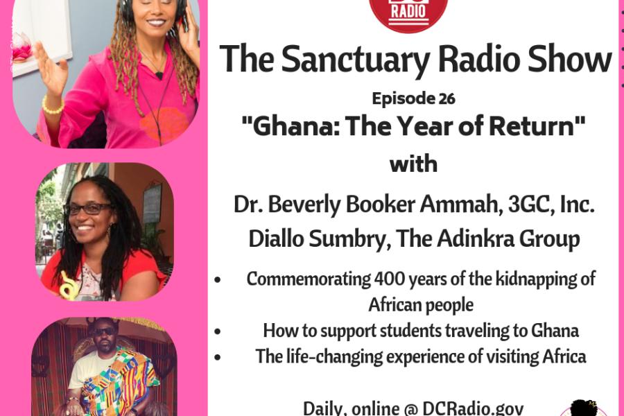 Ghana: The Year of Return
