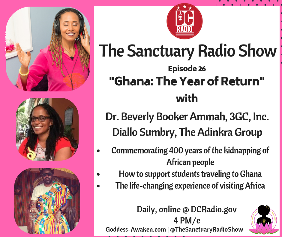 Ghana: The Year of Return