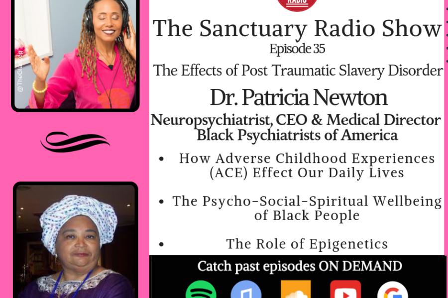 Post Traumatic Slavery Disorder (PTSlaveryD)
