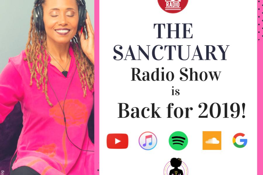 The Sanctuary Radio Show: Season 2!