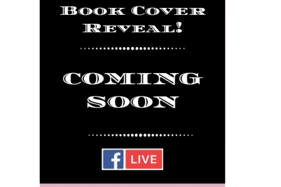 Book Cover Reveal on FB Live
