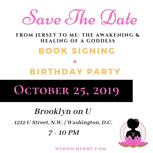 Book Launch + Birthday Party