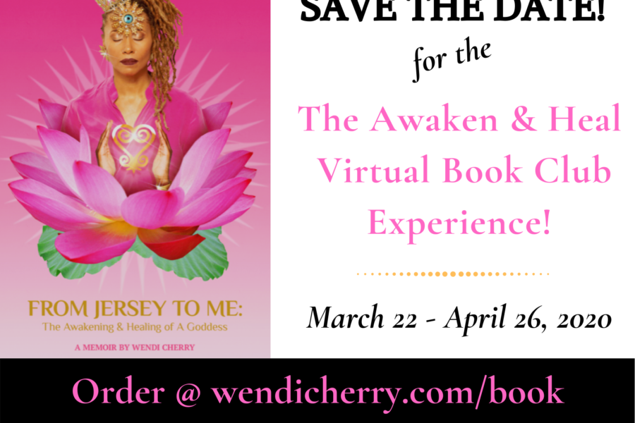 The Awaken & Heal Virtual Book Club Experience
