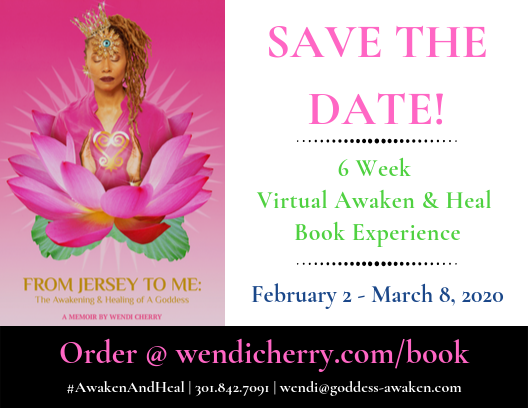 SAVE THE DATE: VIRTUAL AWAKEN & HEAL EXPERIENCE