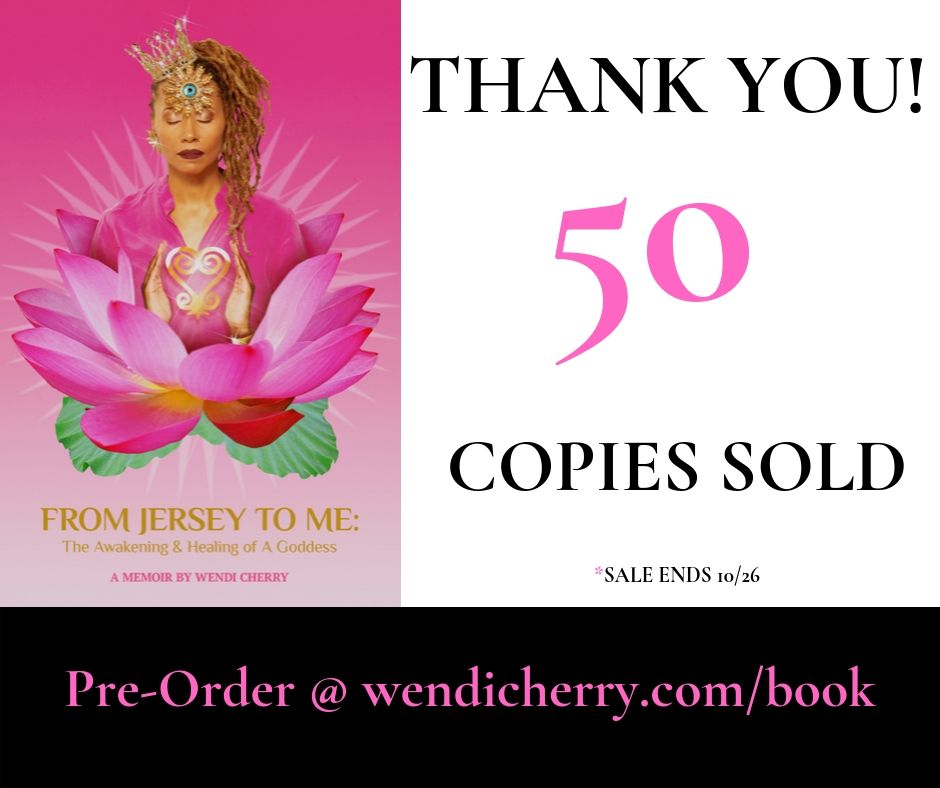 50 Copies Sold on Day 1!