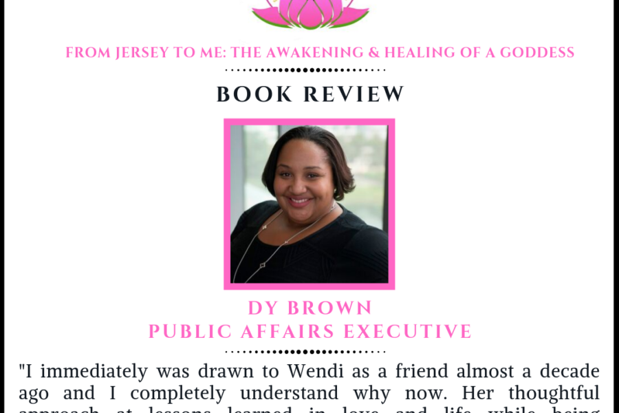 Book Review: Dy Brown, Public Affairs Executive