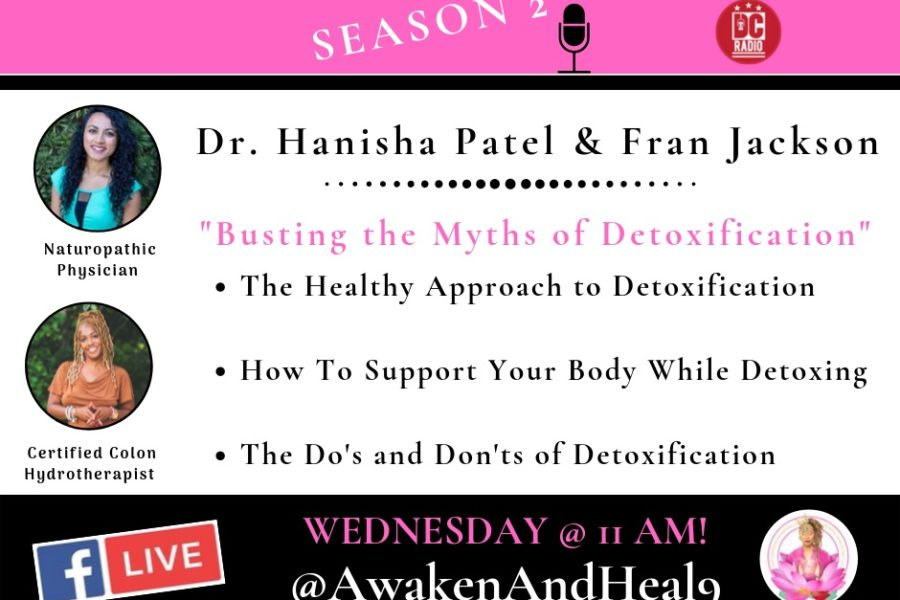 Busting the Myths of Detoxification