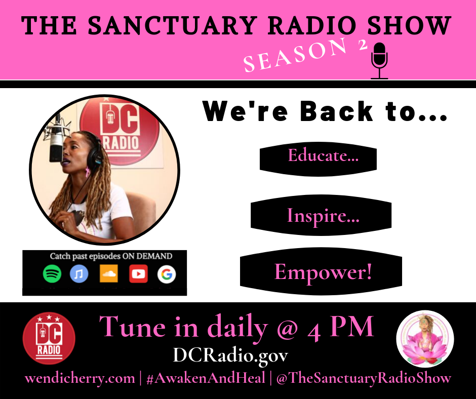 The Sanctuary Radio Show: Season 2!