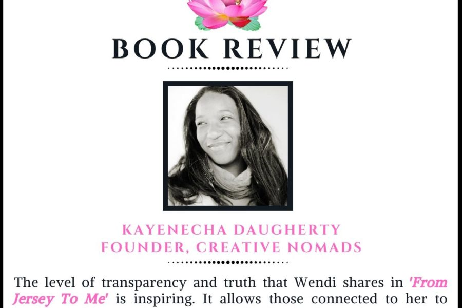 BOOK REVIEW: KAYENECHA DAUGHERTY, FOUNDER, CREATIVE NOMADS