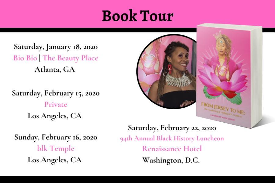 Catch Me on the Awaken & Heal Celebration Book Tour!