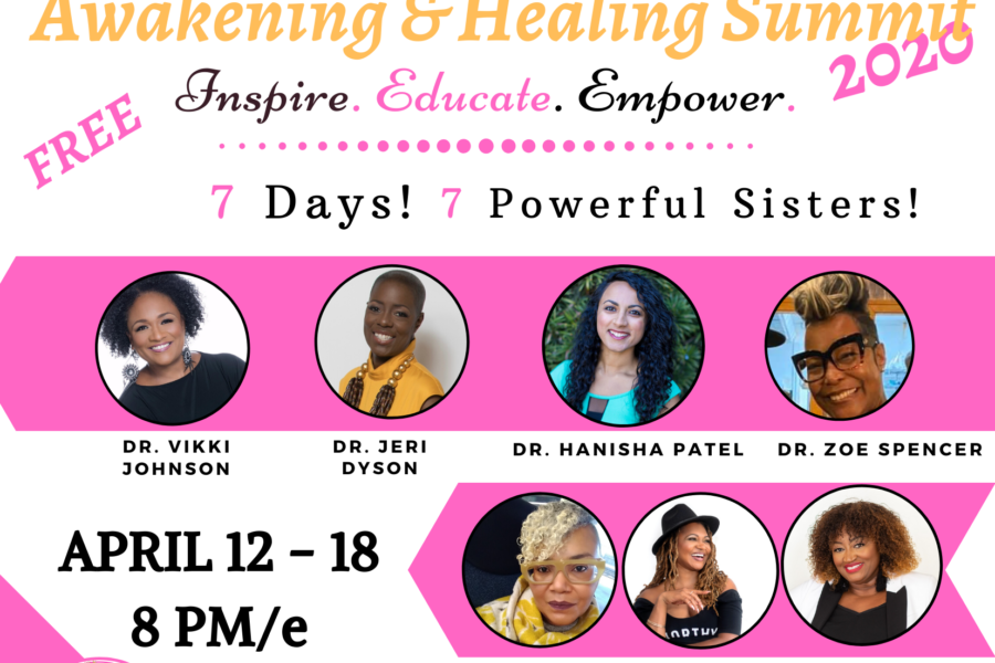 The Virtual Goddess Awakening & Healing Summit