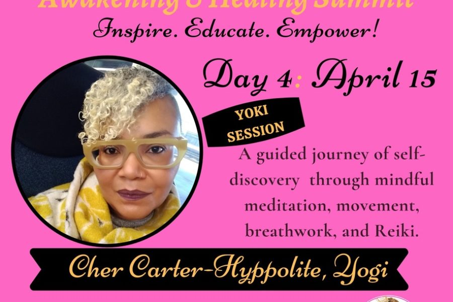 Day 4: Cher Carter-Hyppolite