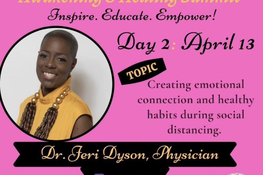 Day 2: Dr. Jeri Dyson