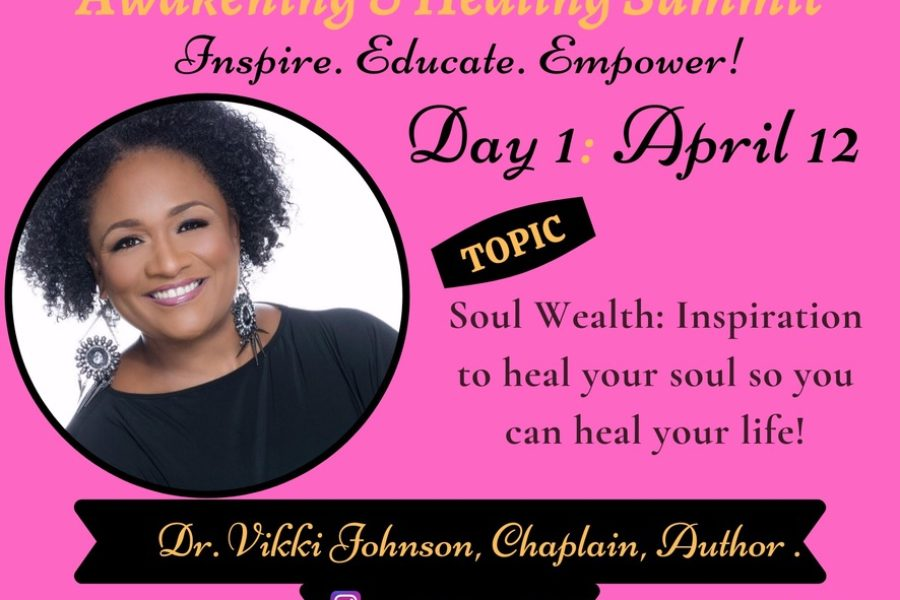 Day 1: Dr. Vikki Johnson