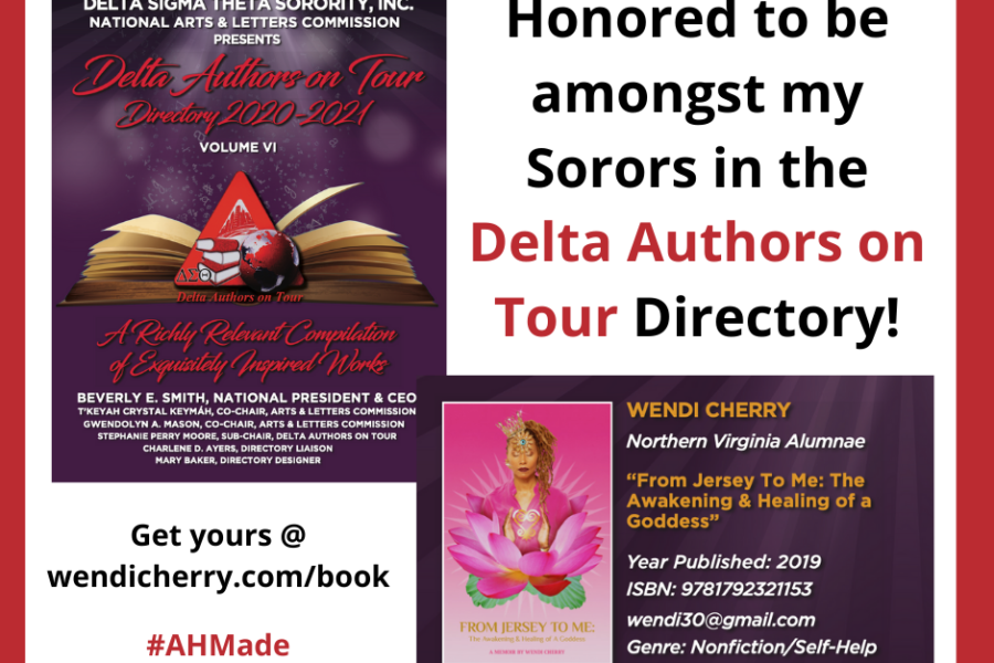 I'm Featured in the Delta Authors on Tour Directory!