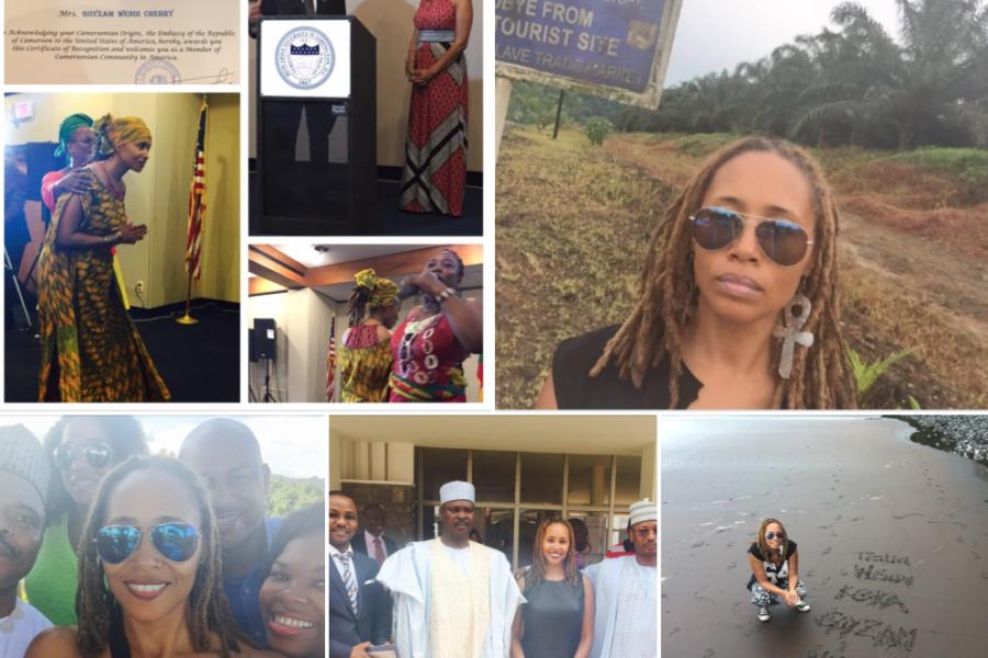 Cameroon 2015